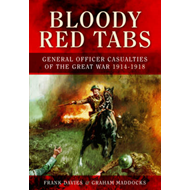 Bloody Red Tabs (BOK)