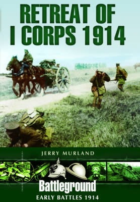Retreat of I Corps 1914 (BOK)