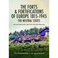 Produktbilde for Forts and Fortifications of Europe 1815-1945: The Neutral States (BOK)