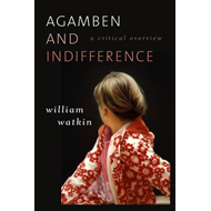 Agamben and Indifference (BOK)