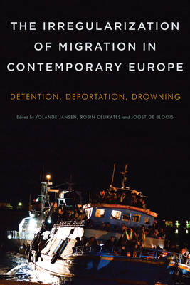 Irregularization of Migration in Contemporary Europe (BOK)