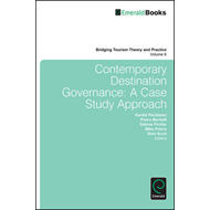 Contemporary Destination Governance (BOK)