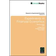 Experiments in Financial Economics (BOK)