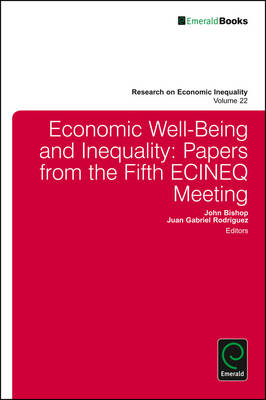 Economic Well-Being and Inequality (BOK)