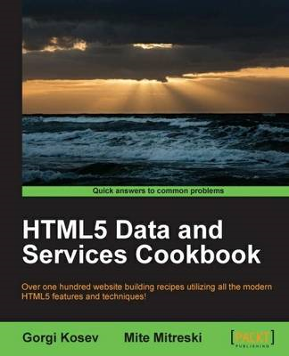 HTML5 Data and Services Cookbook (BOK)