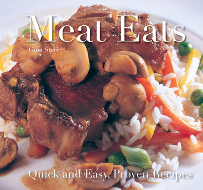 Meat Eats: Quick and Easy Recipes (BOK)