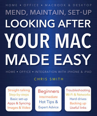 Looking After Your Mac Made Easy (BOK)
