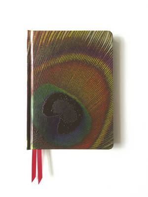 Peacock Feather (Foiled Journal) (BOK)