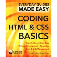 Coding HTML and CSS (BOK)