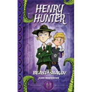 Henry Hunter and the Beast of Snagov (BOK)