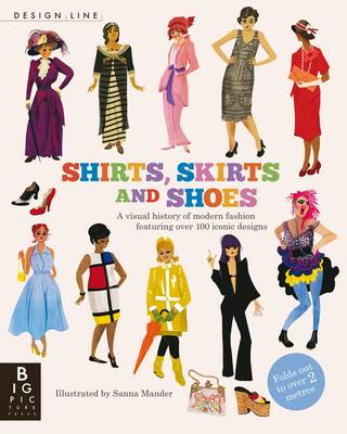Shirts, Skirts and Shoes (BOK)