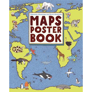 Maps Poster Book (BOK)