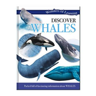 Wonders of Learning: Discover Whales (BOK)