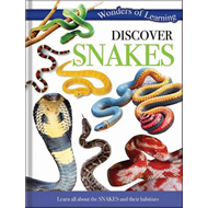 Wonders of Learning: Discover Snakes (BOK)