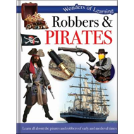 Wonders of Learning: Discover Pirates & Raiders (BOK)