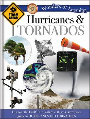 Wonders of Learning: Discover Hurricans & Tornadoes (BOK)