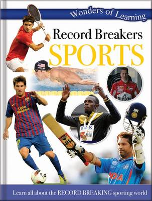 Wonders of Learning: Discover Record Breakers Sport (BOK)