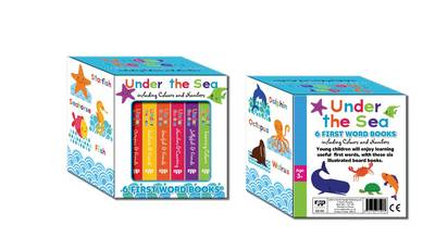 Look and Learn Boxed Book Set  - Under the Sea (BOK)