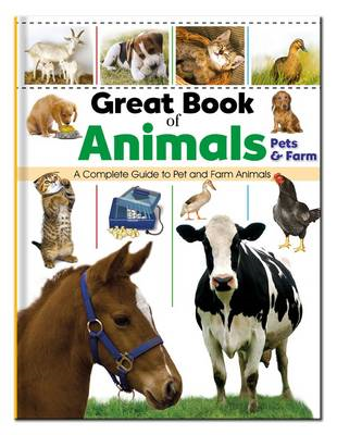 Great Books of Animals (BOK)
