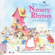Square Paperback Book - More Favourite Nursery Rhymes (BOK)