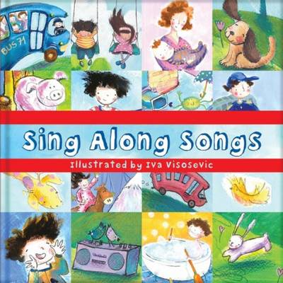 Square Paperback Book - Sing Along Songs (BOK)