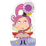 Scratch and Sniff Board Lola the Lollipop Fairy (BOK)