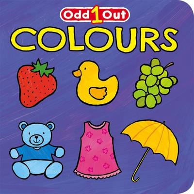 Odd 1 out: Colours (BOK)