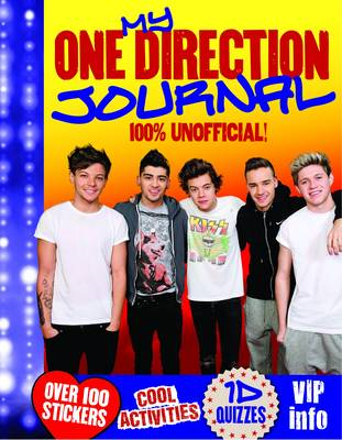 My One Direction Journal (BOK)