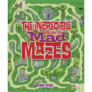 Incredible Book of Mad Mazes (BOK)