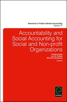 Accountability and Social Accounting for Social and Non-prof (BOK)