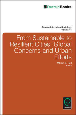 From Sustainable to Resilient Cities (BOK)