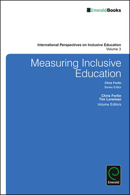 Measuring Inclusive Education (BOK)
