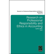 Research on Professional Responsibility and Ethics in Accoun (BOK)
