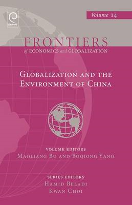 Globalization and the Environment of China (BOK)