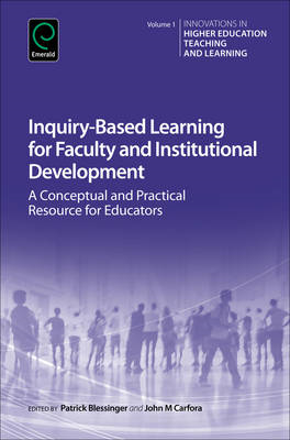 Inquiry-Based Learning for Faculty and Institutional Develop (BOK)