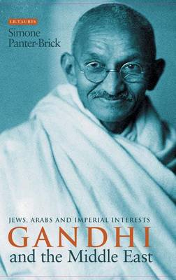 Gandhi and the Middle East (BOK)