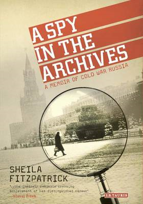 Spy in the Archives (BOK)