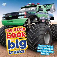 My Little Book of Big Trucks (BOK)