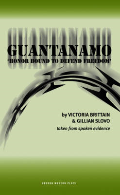 Guantanamo - 'honor Bound to Defend Freedom' (BOK)