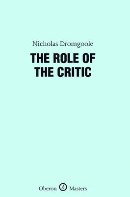 The Role of the Critic (BOK)