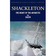 The Heart of the Antarctic and South (BOK)