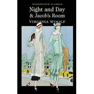Night and Day / Jacob's Room (BOK)