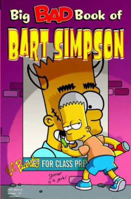 Simpsons Comics Present the Big Bad Book of Bart (BOK)