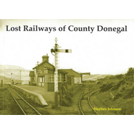 Lost Railways of County Donegal (BOK)