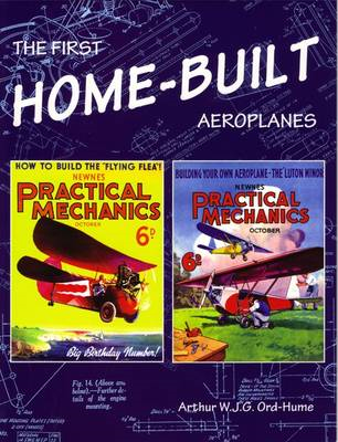 First Home-Built Aeroplanes (BOK)