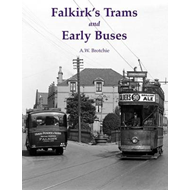Falkirk's Trams and Early Buses (BOK)