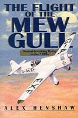 The Flight of the Mew Gull (BOK)