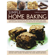 Simple Home Baking (BOK)