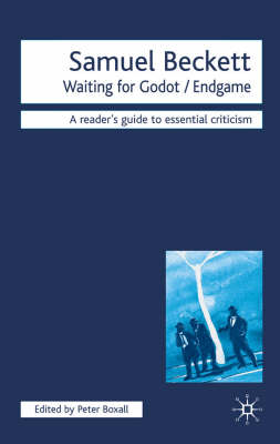 "Samuel Beckett: ""Waiting for Godot"", ""Endgame"" (BOK)"