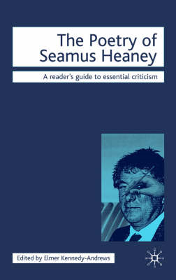The Poetry of Seamus Heaney (BOK)